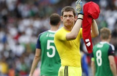 A 31-year-old from Enniskillen delivered the best goalkeeping display of Euro 2016 today