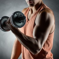 Which way to the gun show? The explosive arm workout to help fill out those t-shirt sleeves