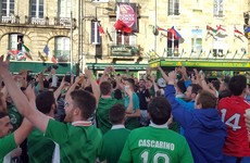 "French media: When it comes to its football fans, ""Ireland is unified"""