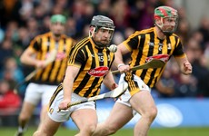 Good news for Kilkenny/bad news for Galway as Richie Hogan is on the comeback trail