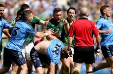 'I was made out to be the baddie a bit' - Meath's Burke recalls 'tough few days' after 2014 final