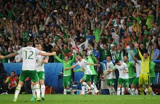One of the greatest moments in Irish football history and more talking points from the Italy win