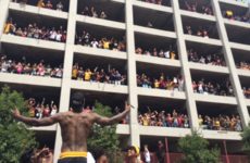 Insane photo shows Cleveland street flooded with fans for the Cavaliers' championship parade
