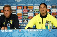Hamren: Sweden will never find another Ibrahimovic