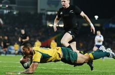 Rugby Championship introduces a new bonus-point system for this year