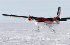 Two research workers brought to hospital in rare Antarctic rescue mission