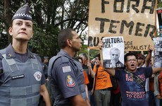National outrage after 10-year-old child shot dead by Brazil police