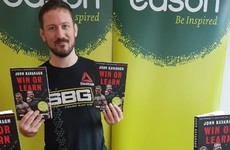 We've got 5 copies of John Kavanagh's new book and we want you to have them