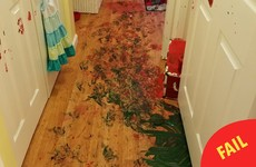 These toddlers completely destroyed their bedroom after being left alone for just 7 minutes
