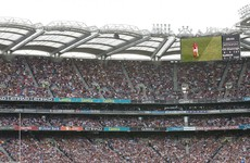 Ireland-France Euros game will be on the big screen in Croke Park next Sunday