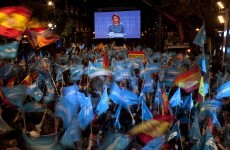 Centre-right wins huge majority in Spain's elections