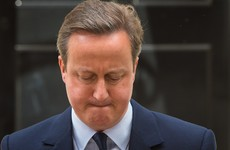 David Cameron is resigning as UK Prime Minister