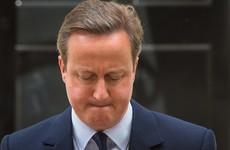 David Cameron is resigning as UK Prime Minister