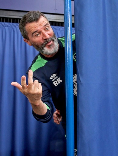 Keane: 4,500 tickets for Ireland fans seems a bit unfair but we just have to roll our sleeves up