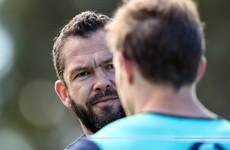 'I don't think we've set the bar anywhere yet' - Farrell wants Ireland benchmark