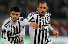 Morata deserves more than being a Madrid bargaining chip - Chiellini