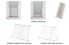 Ikea recalls stair gate after a number of children suffer falls