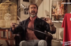 You need to see Eric Cantona belting out the 'Will Grigg's On Fire' chant
