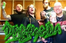 So there's a death metal band from the US called 'Drogheda'