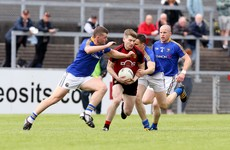 Just the 46 scores in Newry thriller as Longford claim qualifier win over Down