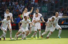 Poland the first team into Euro 2016 quarter-finals after dramatic penalty shootout with the Swiss