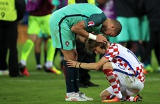 Modric left in tears as Croatia crash out of Euro 2016 after extra-time drama