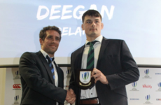 Ireland's Max Deegan wins U20 Player of the Tournament award