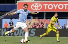 Lampard scores controversial goal to lift New York to important victory