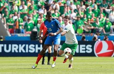 As it happened: Ireland v France, Euro 2016