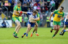 Here are the details for the Donegal-Monaghan Ulster semi-final replay