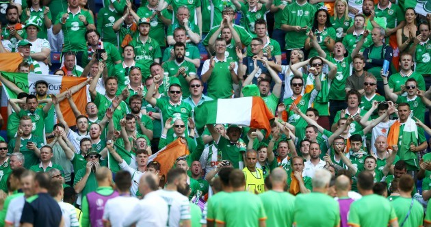 Joy, despair and Irish pride - this afternoon's emotional rollercoaster in 22 stunning pics