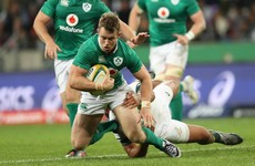 Mixed feelings for Connacht's Healy after Ireland debut in defeat to Boks