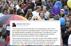 This Dublin girl's Facebook post about her experience of equality at Pride is powerful