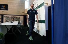 Optimism the overriding feeling as O'Neill looks to take Ireland onwards and upwards