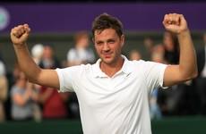 Djokovic overshadowed as world number 706 causes huge shock to set up Federer showdown