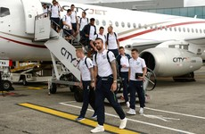 We'll Leave It There So: Irish football team return home, Spain crash out of the Euros and all of today's sport