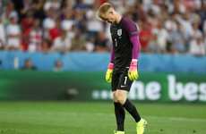 The Joe Hart howler that gave Iceland a shock lead against England