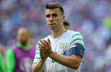 Ranking Ireland's 5 best players at Euro 2016