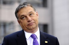On Ireland's bailout anniversary, Hungary seeks EU-IMF assistance