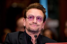 When it comes to lobbying public officials, being called Bono may be a help