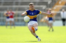 Hurling roots, learning from Wilkinson and O'Gara - the unlikely rise of Tipp football attacker