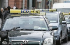 Man in his 20s arrested over assault of taxi driver