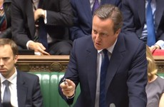 'For heaven's sake man, go': Cameron tears into Corbyn as Labour chaos continues