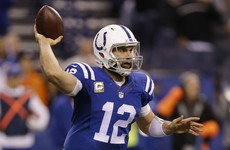 Andrew Luck just became the highest paid player in NFL history