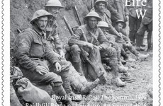 An Post launch new stamp to mark centenary of the Somme