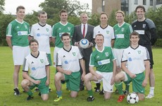 Team kit stolen from Irish doctors days before Medical World Cup