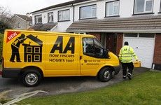 The AA is offloading its Irish operations for nearly €157m