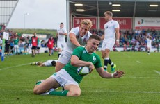 Ireland U20 star Daly one of 7 new faces in Munster academy
