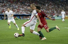 As it happened: Poland v Portugal, Euro 2016 quarter-finals