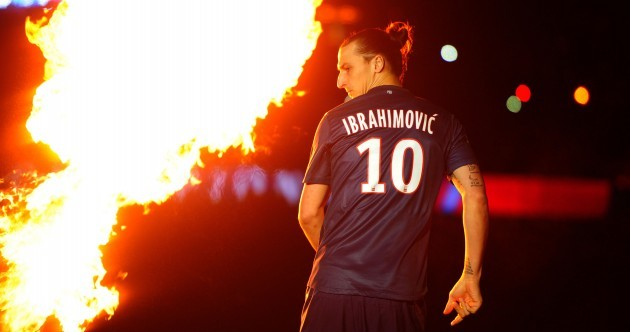 We'll Leave It There So: Zlatan confirms Manchester move and all today's sport